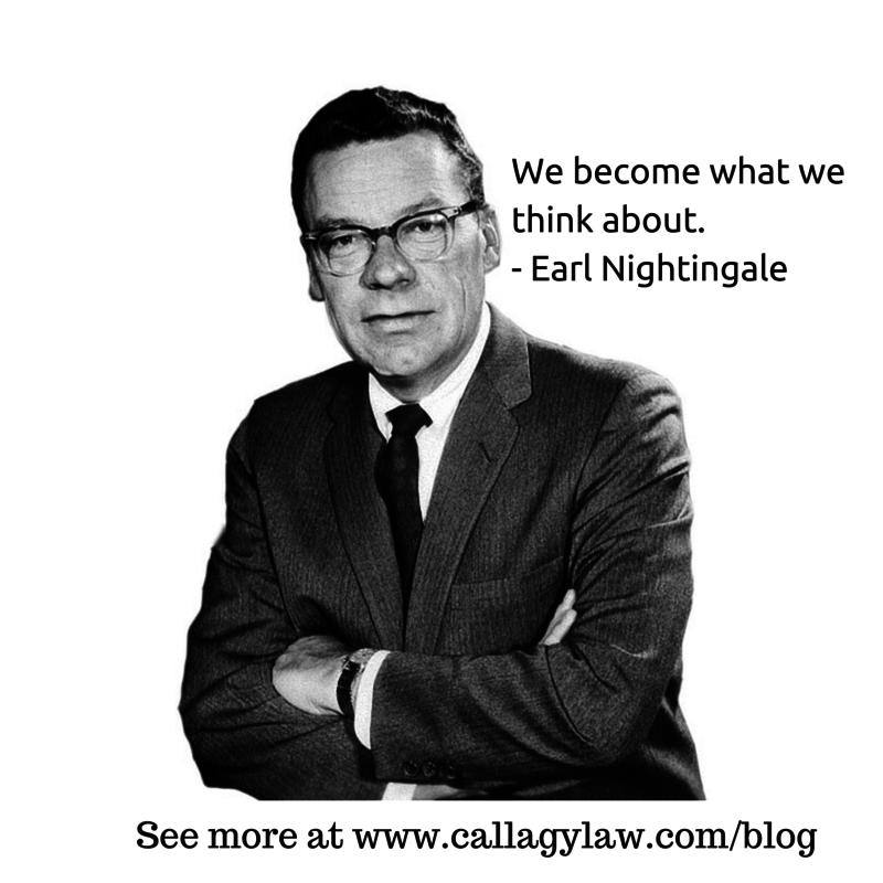 Earl Nightingale Callagy Law