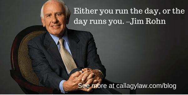 Jim Rohn Callagy Law