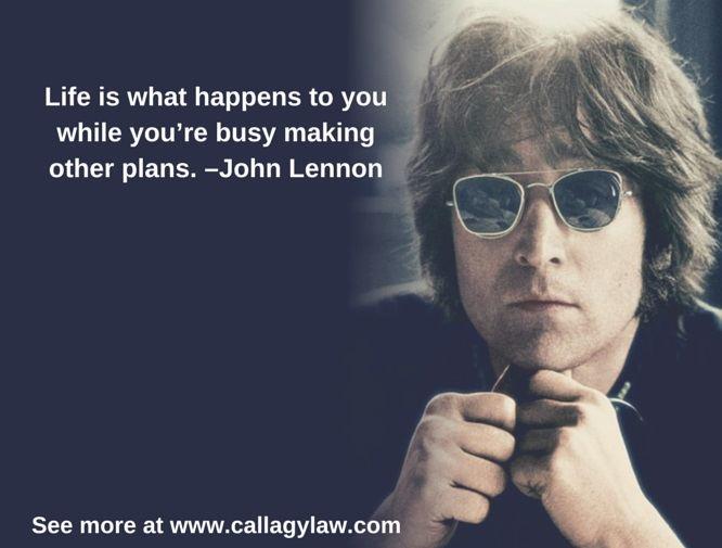 John Lennon Callagy Law