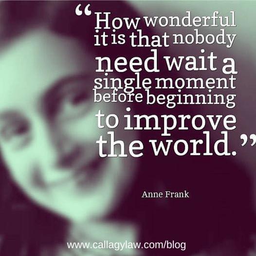 Anne Frank Callagy Law