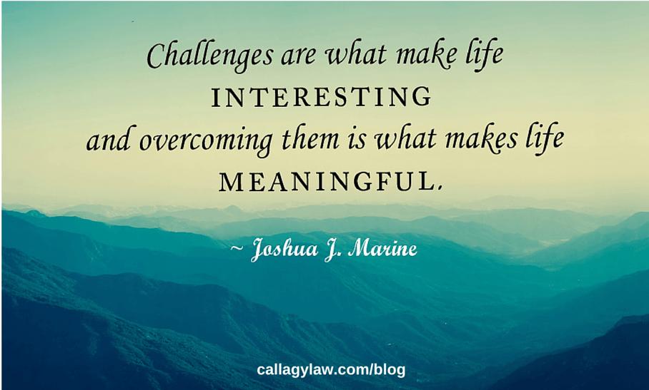 Joshua J. Marine Callagy Law