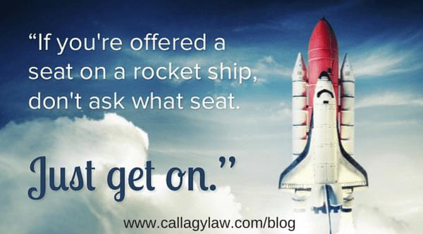 Rocket Ship Callagy Law