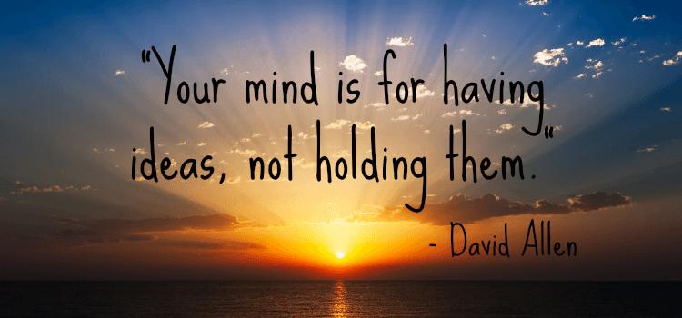 David Allen 2 Callagy Law Quote of the Day