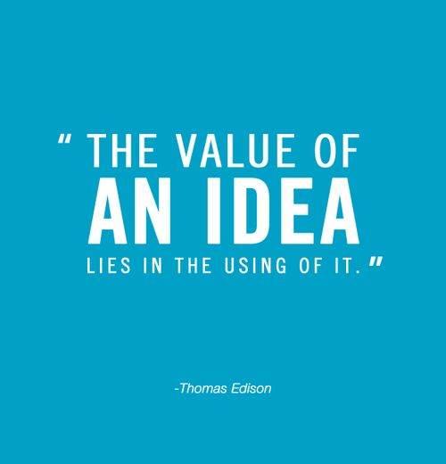 Thomas Edison Callagy Law Quote of the Day