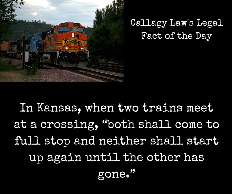 Trains Callagy Law Legal Fact