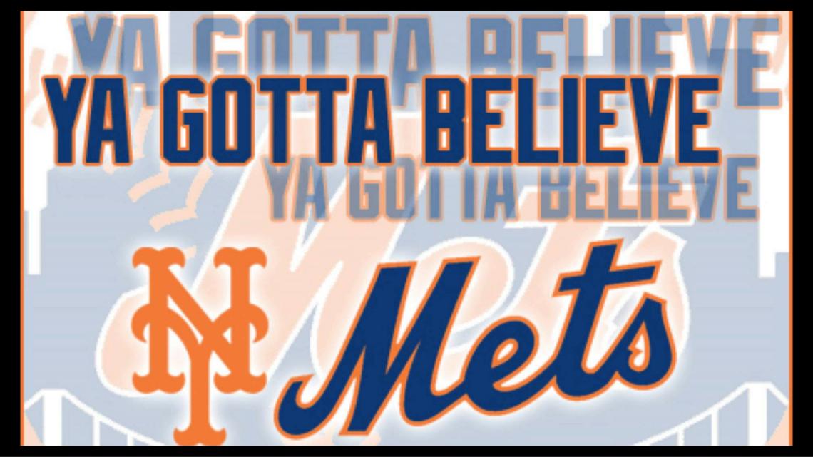 You Gotta Believe Mets Callagy Law