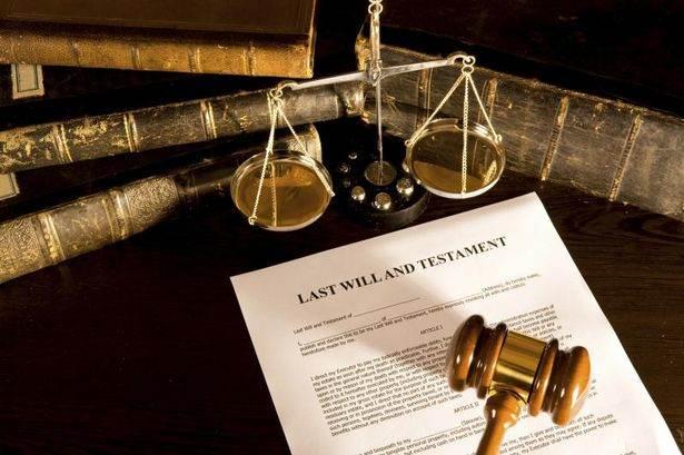 Contesting A Will Callagy Law