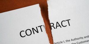 Material breach of contract | Material vs. non material breach | Callagy Law