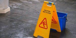 Wet floor injury claim | Slipping on a wet floor | Callagy Law