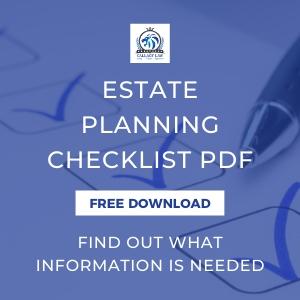 FREE Estate Planning Checklist PDF | New Jersey Estate Planning Attorney | Callagy Law
