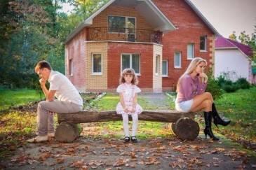 Marital Home During a Divorce